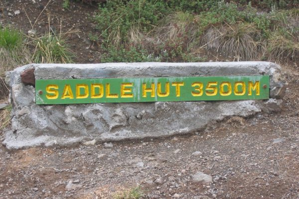 saddle hut